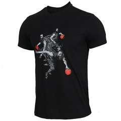 阿迪达斯adidas短袖T恤男2019春季新款哈登Q版运动服篮球半袖体恤 服装 DZ1871 DZ1872图片
