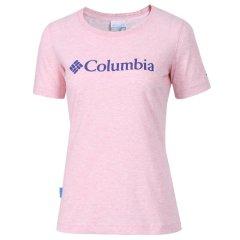 columbia 哥伦比亚女装户外轻薄透气圆领T恤 服装 PL1994010 PL1994468  PL1994957图片