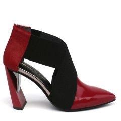 【奢品节可用券】UNITED NUDE/UNITED NUDE新款建筑风镂空时装半凉高跟鞋383270507图片