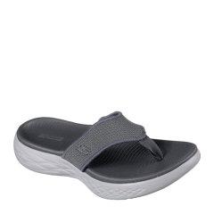 【包税】SKECHERS/斯凯奇  男士轻便防滑休闲平底人字拖鞋沙滩运动拖鞋 55350图片