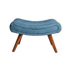 英尼斯INNESS斯蕾尔蜗牛沙发椅简约创意彩色懒人沙发有配套脚凳DC05-022/023图片