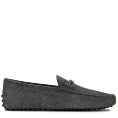 Tod's/托德斯男士男士乐福鞋小牛皮豆豆莫卡辛鞋图片