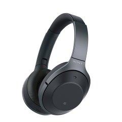 Sony/索尼 WH-1000XM2 Hi-Res无线蓝牙耳机 智能降噪耳机 头戴式图片