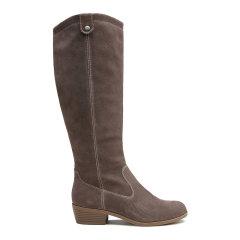 G.H.BASS/G.H.BASS 2019春夏新款女士长靴舒适纯色复古时尚高筒靴 117图片