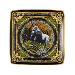 Rosenthal meets Versace范思哲新品 动物王国 12厘米彩绘装饰盘图片