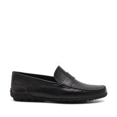 【奢品节可用券】S.T. DUPONT/都彭 牛皮套脚懒人透气男士乐福鞋 G22249001图片