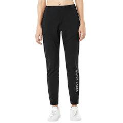 美国HOTSUIT冲锋裤女冬BLACK LABEL/黑标保暖户外防风软壳裤修身图片