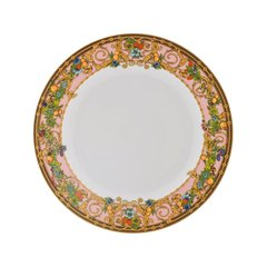 Rosenthal Meets Versace 卢臣泰邂逅范思哲高端蝴蝶花园系列中西式餐具餐盘图片