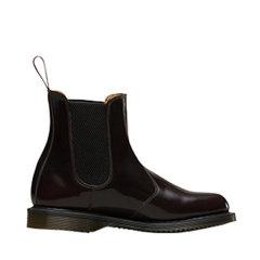 DR.MARTENS/DR.MARTENS 英伦经典光面一脚蹬牛皮切尔西男女同款短靴 14650601图片