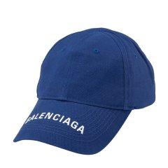 Balenciaga/巴黎世家  Logo棉帽子 541400310B56460图片