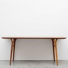 素元 餐桌 工作桌   餐厅家具  中式   简约  北欧  纯实木榫卯结构设计师品牌家具图片
