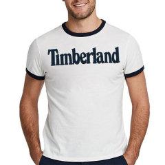 【免税】Timberland/添柏岚  户外男士纯色圆领短袖T恤 TB0A1KC2图片