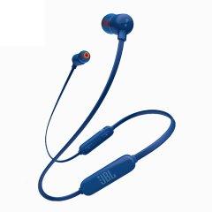 JBL T110BT 无线蓝牙耳机音乐磁吸运动耳机苹果安卓线控入耳式耳机图片