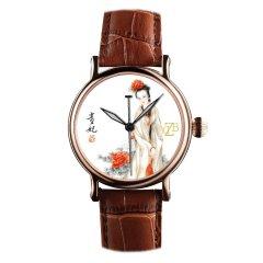 zhangdao/张稻 自动机械手表 双面陶瓷腕表之夏忠勇图片