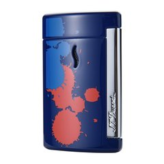 S.T. DUPONT/都彭 新品打火机 minijet系列 泼墨彩绘烤漆火机10516/10517/10518图片