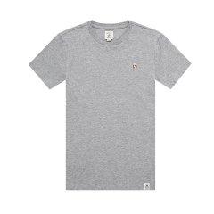 HAZZYS/哈吉斯夏季新款纯色圆领上衣修身透气短袖休闲气质男士短袖T恤ASTZE08BI01图片