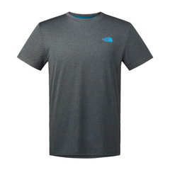 Thenorthface/北面  春夏新品 舒适圆领运动户外男短袖T恤2SM4图片