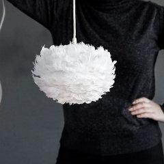vita 丹麦 Eos系列羽毛造型装饰灯罩图片