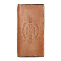 COACH/蔻驰 男士时尚简约长款对折钱包 24653 多色可选图片