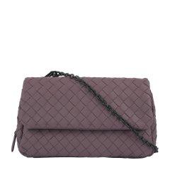 【包税】Bottega Veneta/葆蝶家  女士羊皮编织斜挎包单肩包 310774 V0016 6469图片
