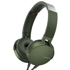 索尼(SONY)MDR-XB550AP 重低音立体声耳机 头戴式图片