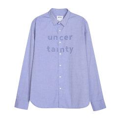 DEPOT3/DEPOT3男装品牌男士衬衫烫画文字衬衫图片