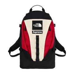 Supreme 18FW TNF Expedition Backpack 双肩包 背包 书包图片
