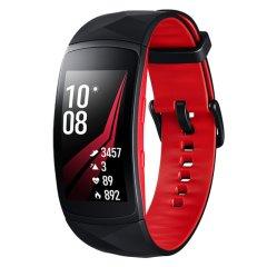 Samsung/三星 Gear Fit2 Pro智能手环 测心率运动监测GPS定位计步器50米防水多功能手表 国行原封图片