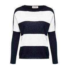 BRUNO MANETTI/BRUNO MANETTI 深蓝色 女士针织衫/毛衣图片