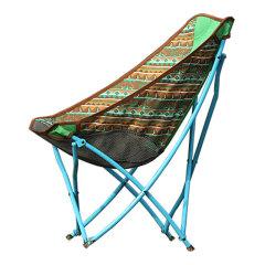 BLACKDeer/黑鹿 户外折叠椅木鹿 兜兜椅 野营便携靠椅 沙滩椅凳子*2图片