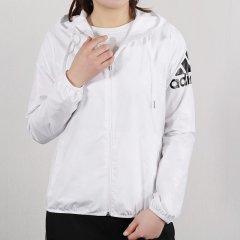 阿迪达斯adidas外套女装2019春季新款运动服防晒防风衣透气夹克 服装 DW4563 DW4564图片