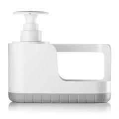 意大利进口厨房清洁用品收纳盒    利快guzzini防潮杂物收纳架带戒指托图片