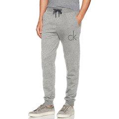 【免税】Calvin Klein/卡尔文·克莱因  CK新款男士秋冬长裤 舒适休闲运动裤 男士休闲裤 41F5302图片