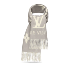 Louis Vuitton/路易威登 爆款 REYKJAVIK 女士羊绒围巾 多色可选图片