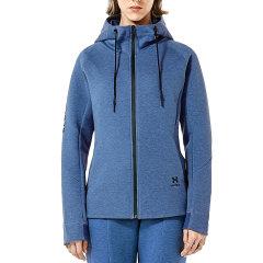 美国HOTSUIT女外套新款时尚潮流开衫拉链舒适运动上衣外套图片