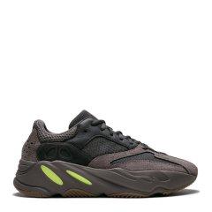 【黑白双色】阿迪达斯男女同款Yeezy 700 Boost 侃爷复古椰子跑鞋老爹鞋 EE9614/B75571图片