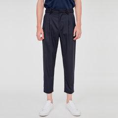 【DesignerMenwear】SEANBYSEAN/SEANBYSEAN男士休闲裤春夏新款经典版休闲长裤图片