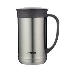 tiger虎牌保温杯CWM-A050茶滤网办公室泡茶水杯500ML图片