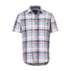 marmot/土拨鼠2019春季新品户外轻量透气男式短袖衬衫 R42170图片