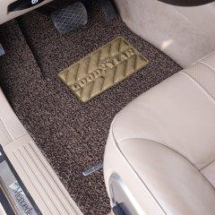 固特异(Goodyear)丝圈汽车脚垫 飞足系列 适用现代索纳塔/伊兰特/胜达/ix35脚垫 六色可选 厂家定制图片