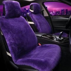 pinganzhe 汽车新款羊毛座垫 汽车羊剪绒皮毛一体冬季座垫 汽车座垫图片