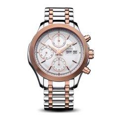 SHANGHAI/上海手表全自动机械表精钢多功能计时码表时尚潮流男腕表60-3图片