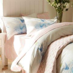蓝铂家纺 儿童全棉床品四件套床上用品 公主的芭蕾  甜美的梦 卡通图片