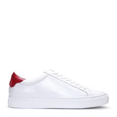 ELLE/ELLE  牛皮 小白鞋 男士休闲-板鞋图片