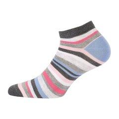 GATTA/GATTA欧洲进口舒适透气多色棉袜 时尚潮流休闲女士短袜图片