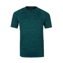 Marmot/土拨鼠春夏新款户外透气圆领吸湿排汗男式短袖T恤 S43130   吸湿排汗 平锁接缝 圆领图片