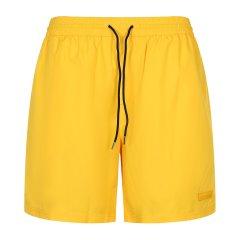 【19春夏】BURBERRY/博柏利 男士短裤 男士玫红色短裤图片
