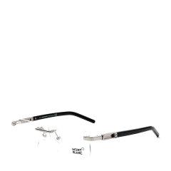 MontBlanc/万宝龙经典腕表纹饰系列商务领航者款儒雅绅士光学眼镜图片