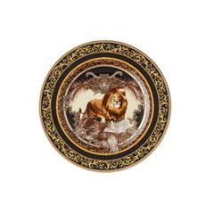 Rosenthal meets Versace范思哲新品 动物王国 彩绘装饰盘图片