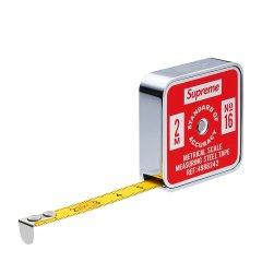 Supreme 19SS Penco Tape Measure 200cm便携金属卷尺测量尺图片